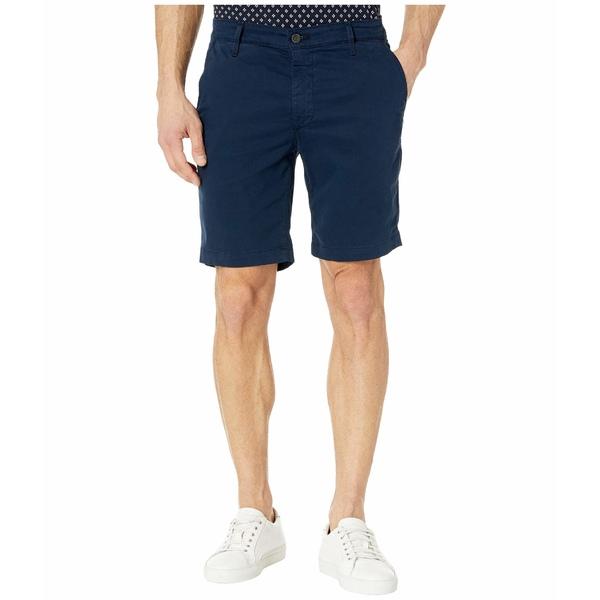 エージー アドリアーノゴールドシュミット メンズ ハーフ&ショーツ ボトムス Wanderer Slim Trouser Shorts Midnight Berlin