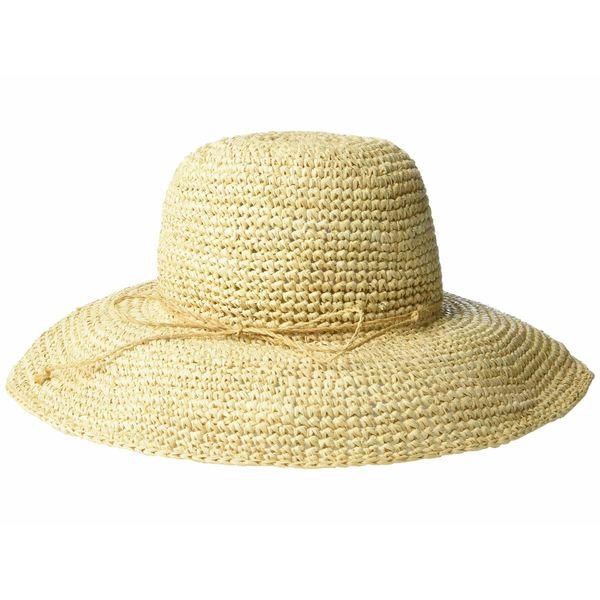 エルスペース レディース 帽子 アクセサリー Genie Hat Natural