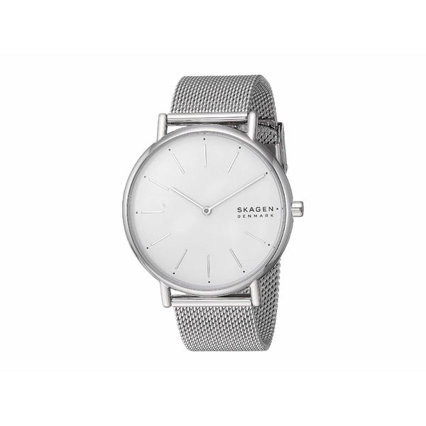 スカーゲン レディース 腕時計 アクセサリー Signatur Two-Hand Women's Watch SKW2785 Silver Stainless Steel Mesh
