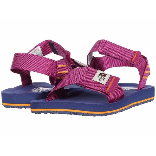 ノースフェイス レディース サンダル シューズ Skeena Sandal Wild Aster Purple/Bright Navy