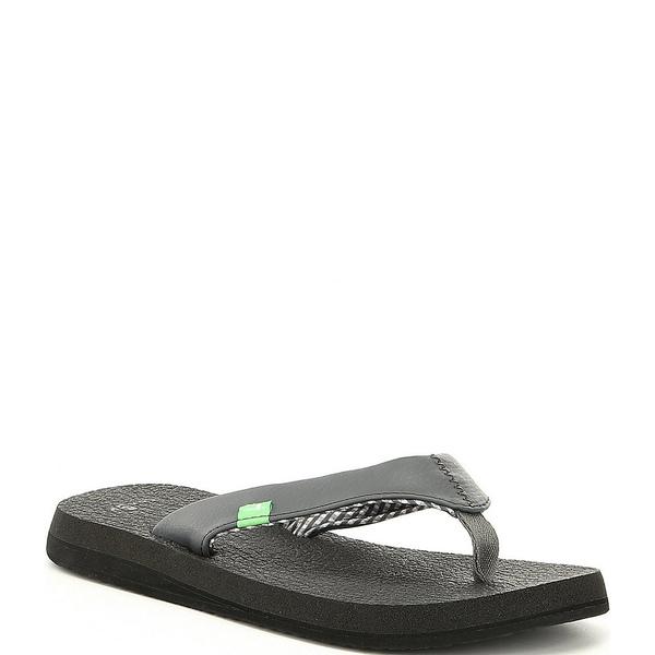 サヌーク レディース サンダル シューズ Yoga Mat Sandals Charcoal