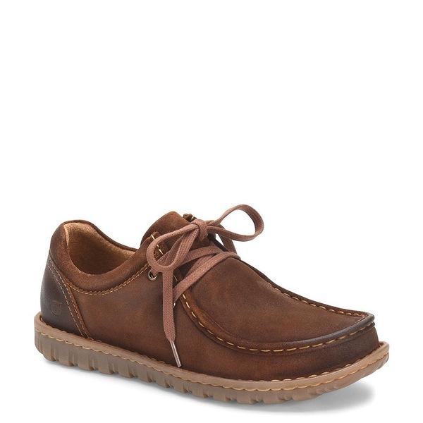 ボーン メンズ ブーツ&レインブーツ シューズ Men's Gunnison Moccasin Rust