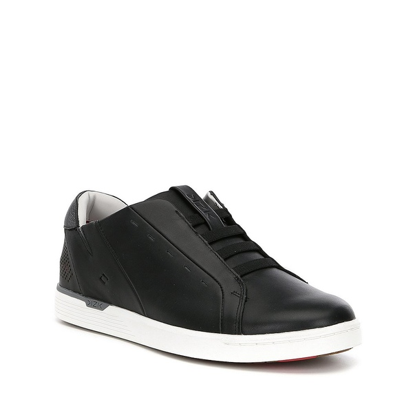 キジックデザイン メンズ スニーカー シューズ Men's New York Sneakers Black