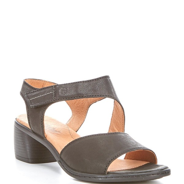 ジョセフセイベル レディース サンダル シューズ Juna 02 Leather Sandal Black