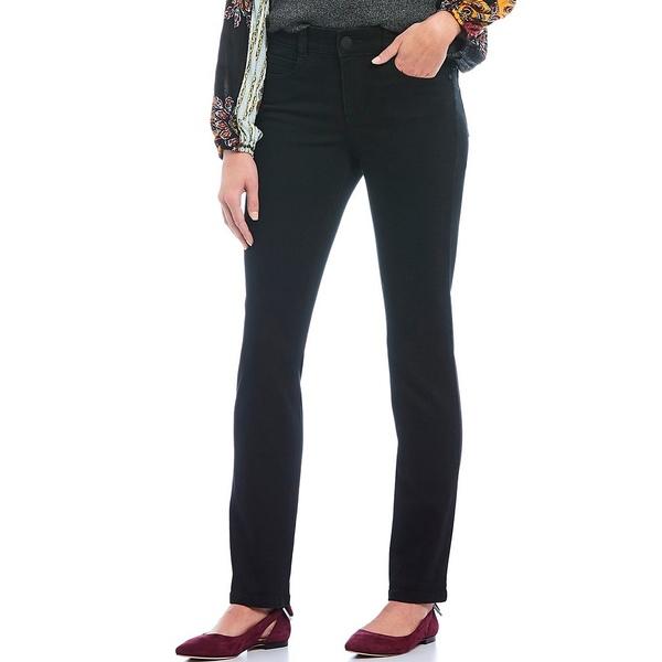 コードブリュー レディース デニムパンツ ボトムス #double;F'AB#double; Straight Leg Jeans Black