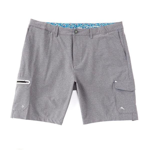 トッミーバハマ メンズ ハーフ&ショーツ ボトムス Cayman Bay Cargo 9#double; Inseam Shorts Fog Grey