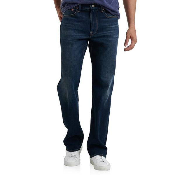ラッキーブランド メンズ デニムパンツ ボトムス COOLMAX 181 Relaxed-Fit Straight-Leg Jeans Balsam