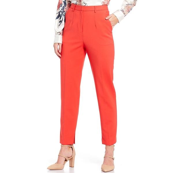 アントニオメラニー レディース カジュアルパンツ ボトムス Natalie Stretch Cotton Slim Leg Ankle Pants Punch