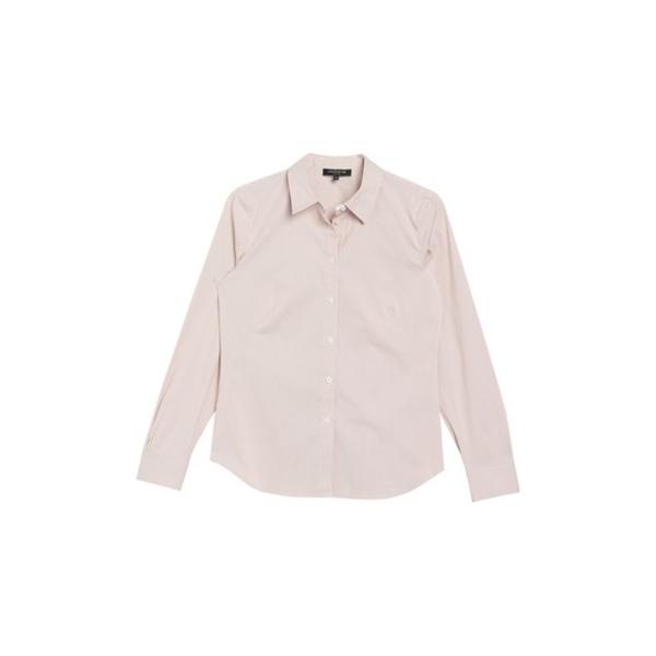 ラファイエットワンフォーエイト レディース シャツ トップス Montego Striped Button Front Shirt CLAY MULTI