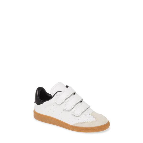 イザベル マラン レディース スニーカー シューズ Beth Low Top Sneaker White