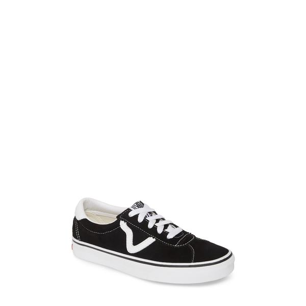バンズ レディース スニーカー シューズ Sport Low Top Sneaker Black