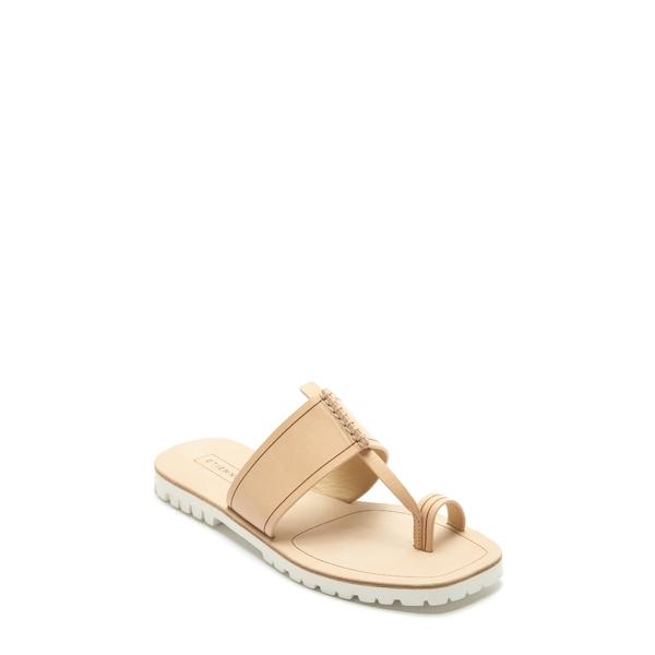 アイグナー レディース サンダル シューズ Mae Sandal Light Natural Leather