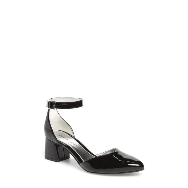 ダイビッドテイト レディース サンダル シューズ Adeline Sandal Black Patent Leather