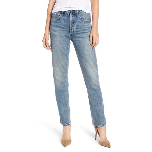 シチズンズ オブ ヒューマニティ レディース デニムパンツ ボトムス Straight Leg Jeans Barrow