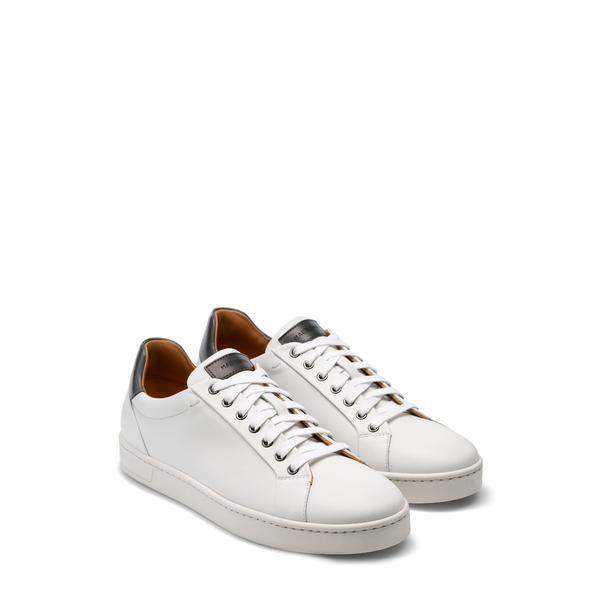 マグナーニ メンズ スニーカー シューズ Elonso Sneaker White / Grey
