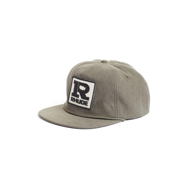 ルード メンズ 帽子 アクセサリー America Patch Baseball Cap Green