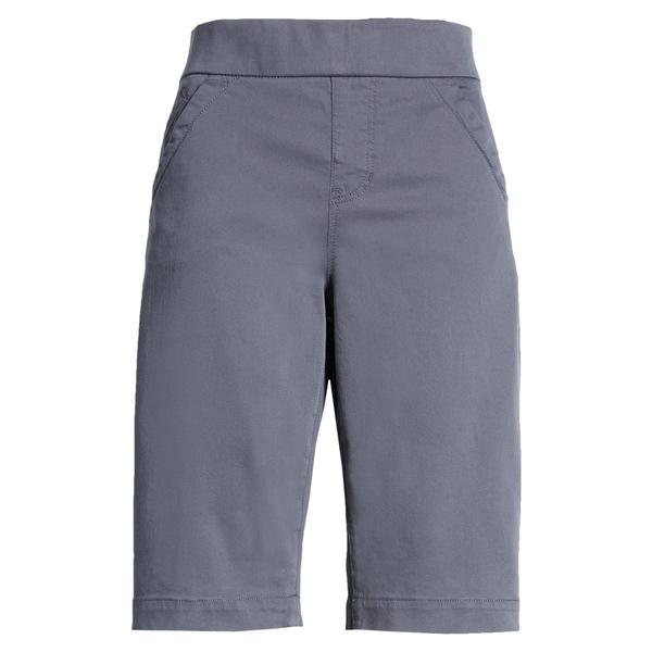 リバプール レディース カジュアルパンツ ボトムス Lacie Bermuda Shorts Steel Grey