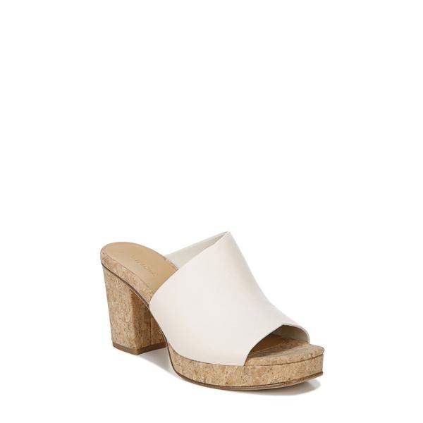 ヴィンス レディース サンダル シューズ Wyatt Platform Sandal White