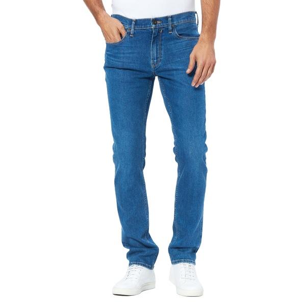 ペイジ メンズ デニムパンツ ボトムス Federal Slim Straight Leg Jeans Lucero