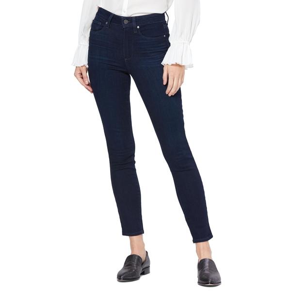 ペイジ レディース デニムパンツ ボトムス Transcend Hoxton High Waist Ankle Skinny Jeans Telluride
