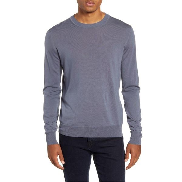 セオリー メンズ ニット&セーター アウター Theory Crewneck Wool Sweater Reef