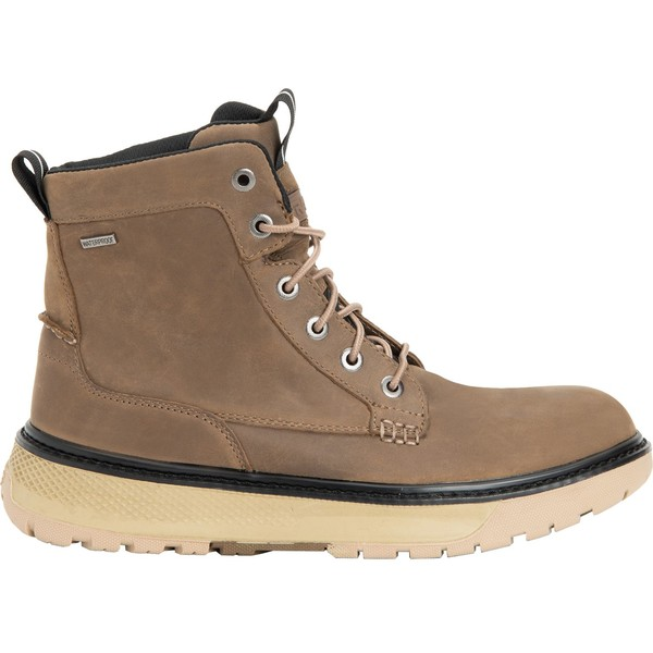 エクストラタフ メンズ スニーカー シューズ XTRATUF Men's Bristol Bay Leather Waterproof Casual Boots Taupe