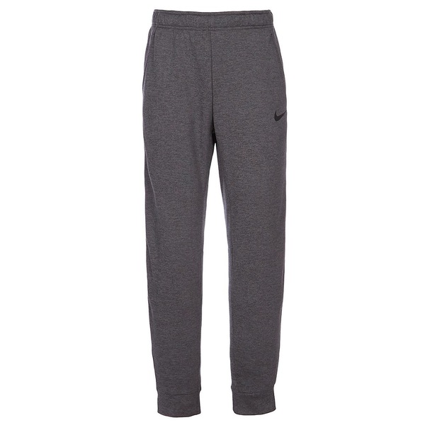 ナイキ メンズ カジュアルパンツ ボトムス Therma Fleece Tapered Training Pants Charcoal Heather/Black