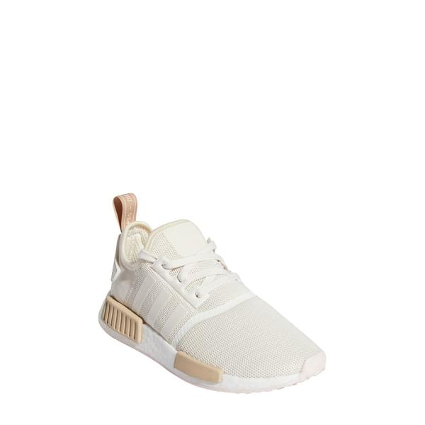 アディダス レディース スニーカー シューズ NMD_R1 Sneaker Chalk White/ Desert Pink