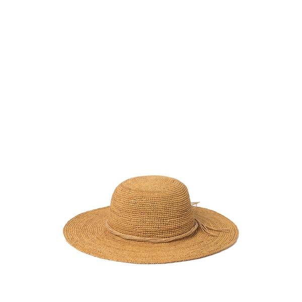 トッミーバハマ レディース アクセサリー 帽子 TEA NEW売り切れる前に☆ 全商品無料サイズ交換 Raffia Wide 激安通販専門店 Brim Hat Crochet