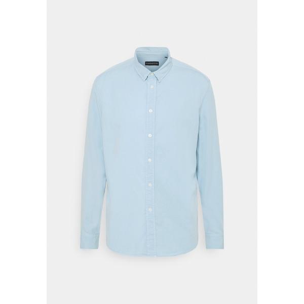 ドライコーン メンズ トップス 蔵 絶品 シャツ blue light Shirt - usoz01b4 LOKEN 全商品無料サイズ交換