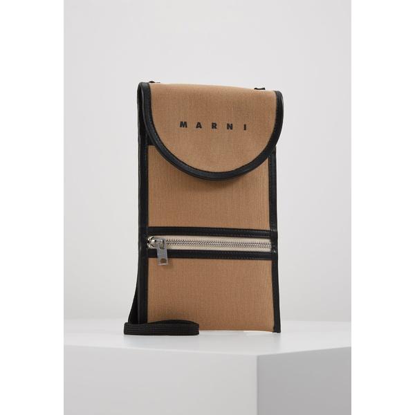 マルニ メンズ メーカー再生品 バッグ ショルダーバッグ cement black 全商品無料サイズ交換 5%OFF - bag uspp00f5 Across body