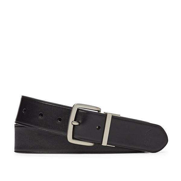 ラルフローレン メンズ ベルト アクセサリー Black/Brown Reversible Belt Black/Brown
