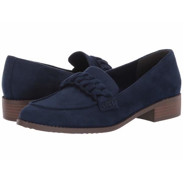 セイシェルズ レディース スリッポン・ローファー シューズ BC Footwear By Seychelles Self-Love Navy V-Suede