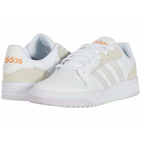 アディダス レディース スニーカー シューズ Entrap Footwear White/Dash Grey/Amber Tint