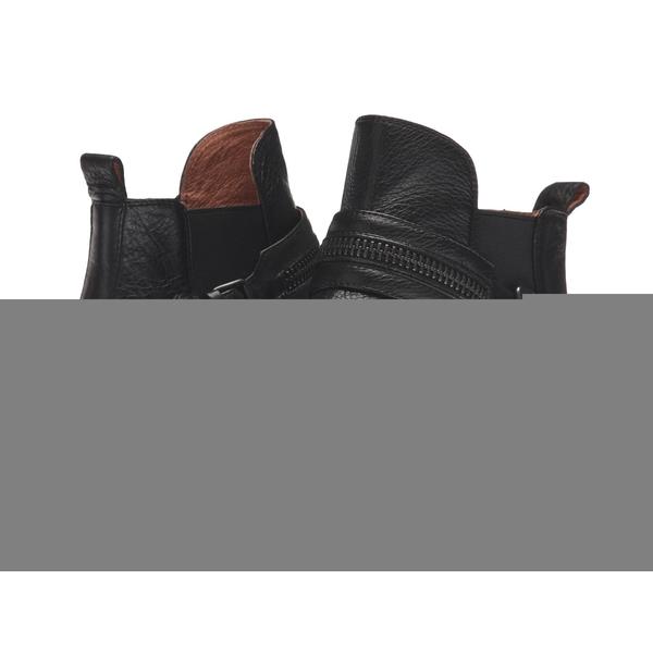ケネスコール レディース ブーツ&レインブーツ シューズ Penny Black Leather