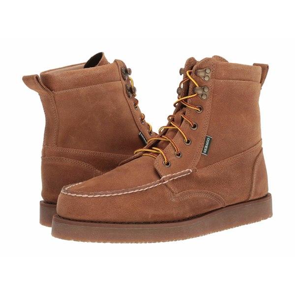 セバゴ メンズ ブーツ&レインブーツ シューズ Rogden Boot Suede Beige Camel