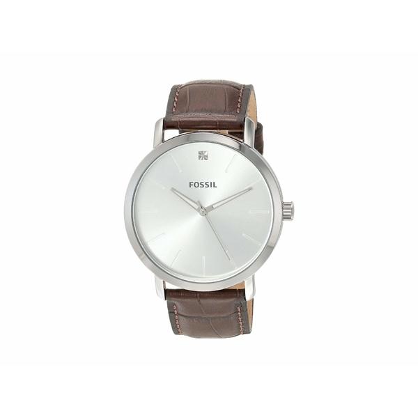 フォッシル メンズ 腕時計 アクセサリー 44 mm Lux Luther BQ7018 Brown