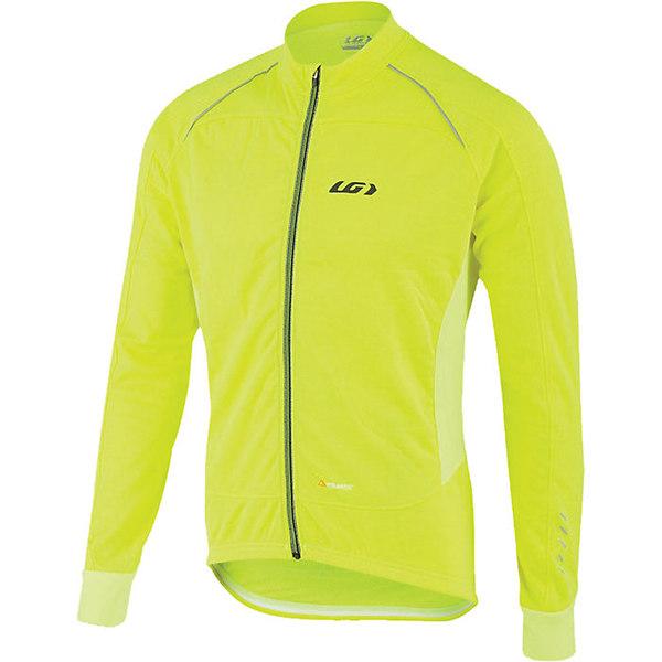 イルスガーナー メンズ サイクリング スポーツ Louis Garneau Men's Thermal Pro Jersey Bright Yellow