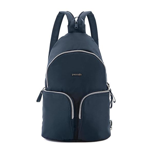 パックセーフ レディース ボストンバッグ バッグ Pacsafe Women's Stylesafe Sling Backpack Navy