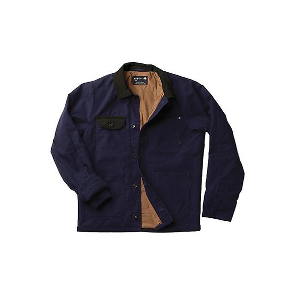 アーボー メンズ ジャケット&ブルゾン アウター Arbor Men's Makers Jacket Indigo