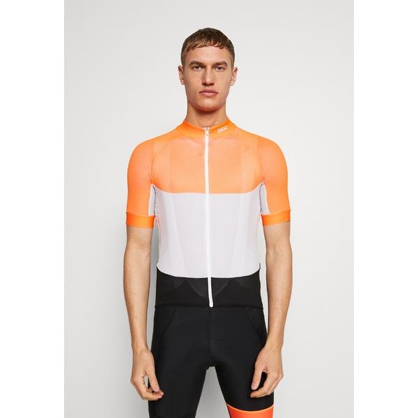 ピーオーシー メンズ トップス シャツ granite grey zink 新色 orange Print uwjo0033 全商品無料サイズ交換 LIGHT ESSENTIAL 日時指定 ROAD T-shirt -