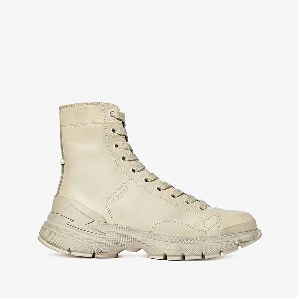 ニールバレット メンズ スニーカー シューズ Bolt 02 Classic Sneaker Dirty Off-White