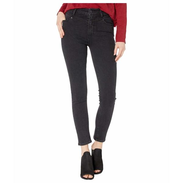 ペイジ レディース デニムパンツ ボトムス Margot Ankle w/ Front Yoke Jeans in Midnight Star Midnight Star