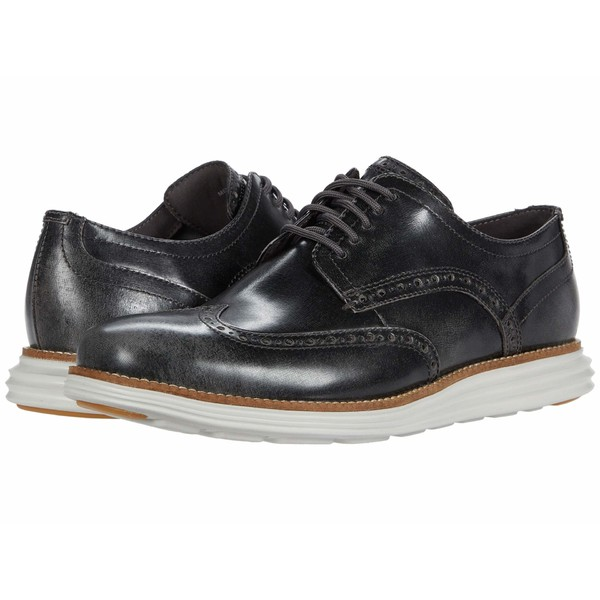 コールハーン メンズ ドレスシューズ シューズ Original Grand Wingtip Oxford Pavement Brush-Off Leather/Glacier Gray