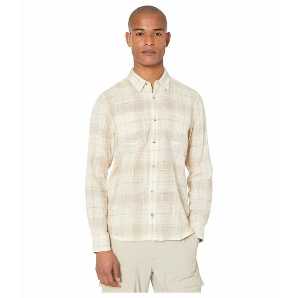 ドード アンドコー メンズ シャツ トップス Salton Long Sleeve Shirt Salt