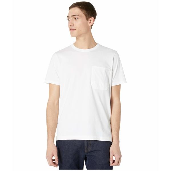 7フォーオールマンカインド メンズ シャツ トップス Pocket T-Shirt White
