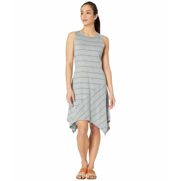 スマートウール レディース ワンピース トップス Merino 150 Sleeveless Dress Oasis Stripe