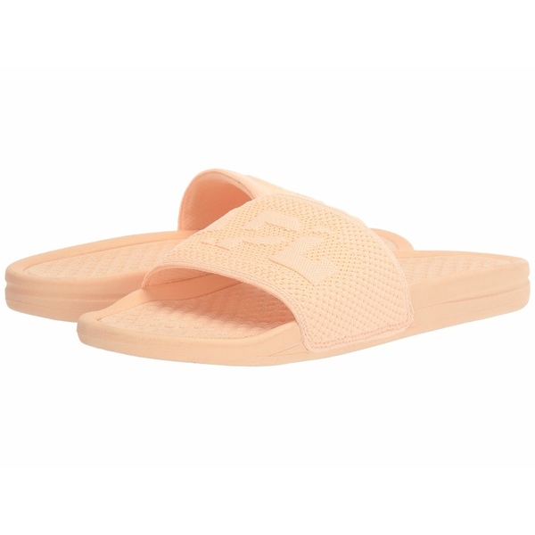 APL レディース サンダル シューズ Big Logo Techloom Slide Faded Peach