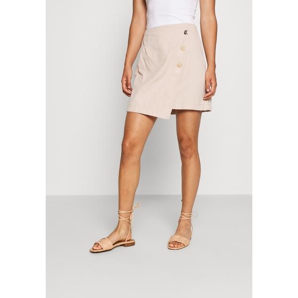 エディテッド レディース ボトムス スカート camel 全商品無料サイズ交換 uzxw0272 低価格化 本日限定 Mini skirt SKIRT - MELE