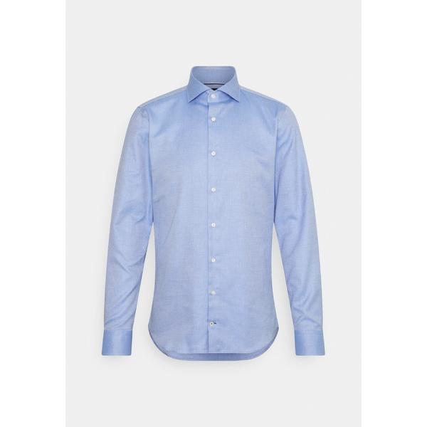 ジョープ メンズ トップス シャツ bright blue - 全商品無料サイズ交換 お金を節約 vbkz0121 PANKO Shirt 信頼